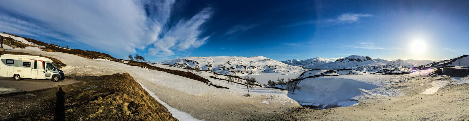 Haukeli panorama