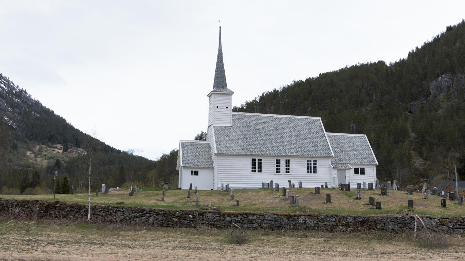 Jostedalen Kirke