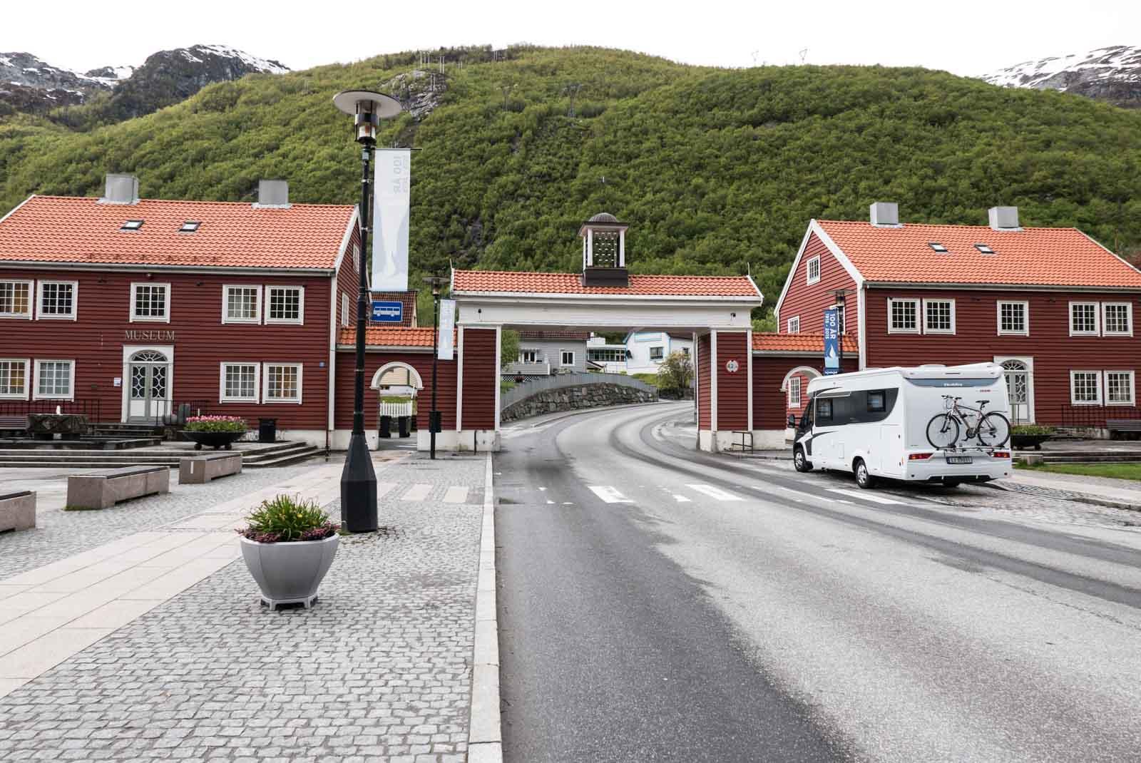 Byporten i Høyanger