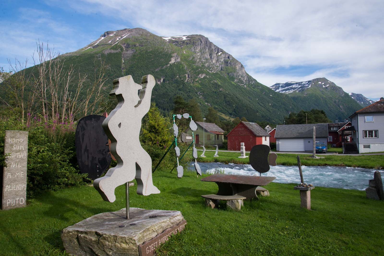 Gloppen Skulpturpark