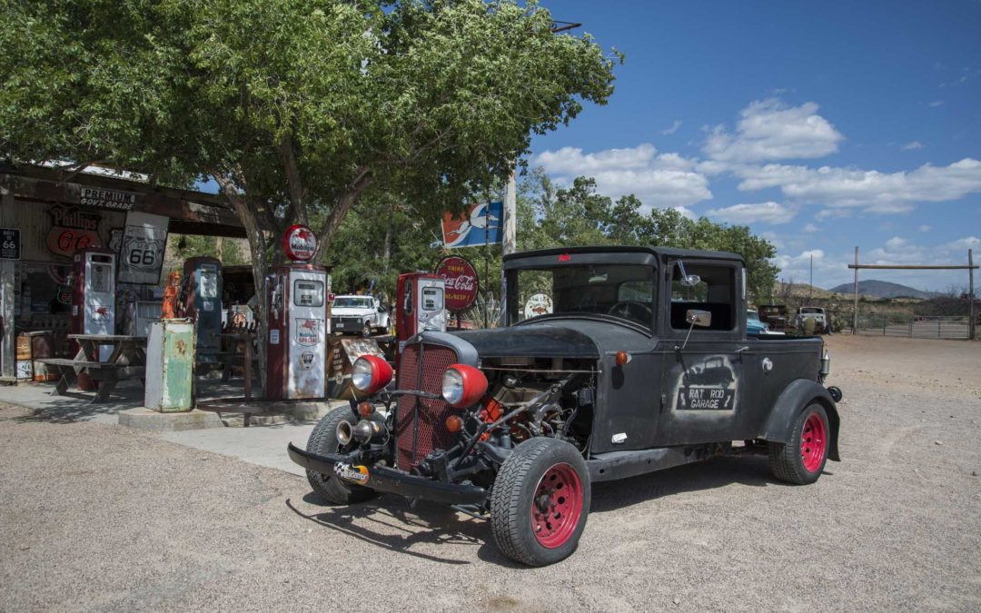 Get your kicks – on Route 66