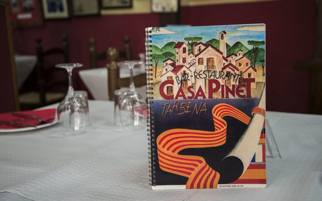 Casa Pinet – Den siste kommunist