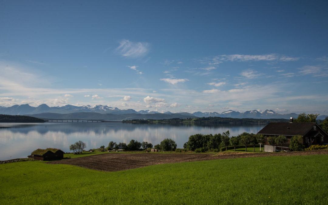 Øyhopping på Møre