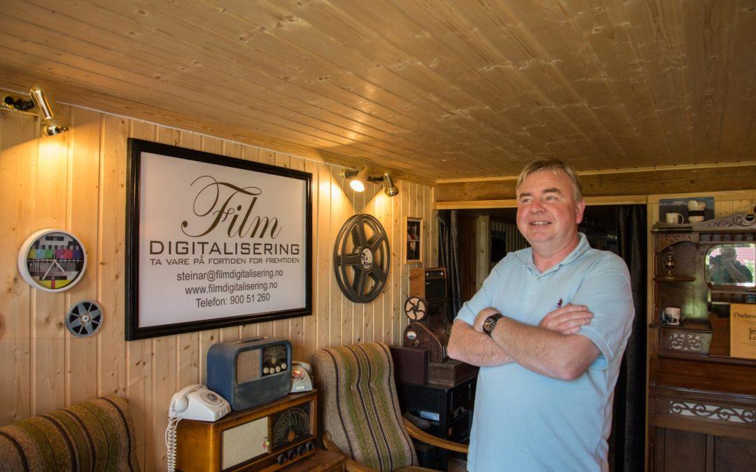 Fra fruktdyrking til filmdigitalisering