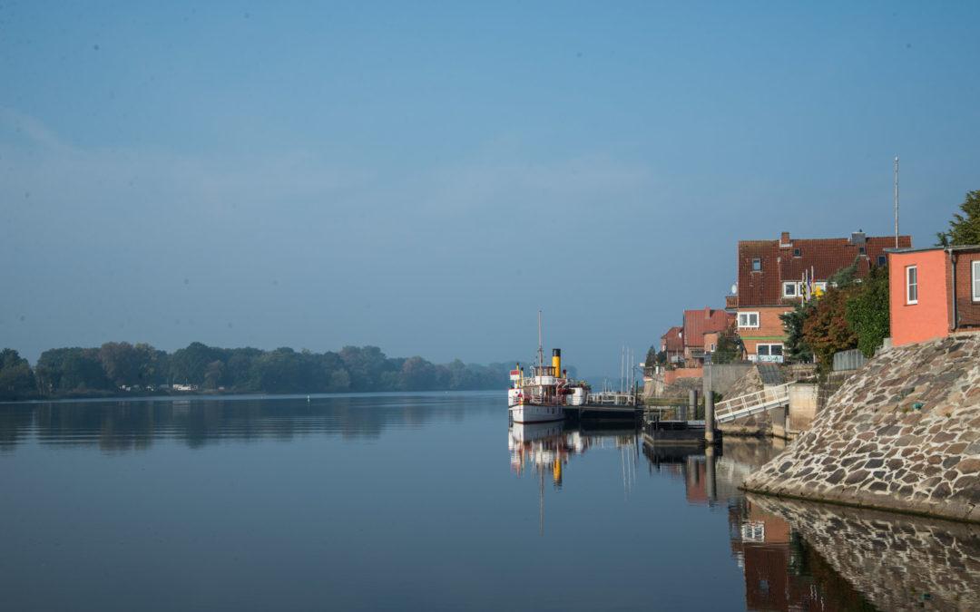 Lauenburg, en idyll ved Elben