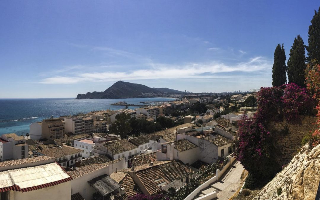 Altea – en vakker by