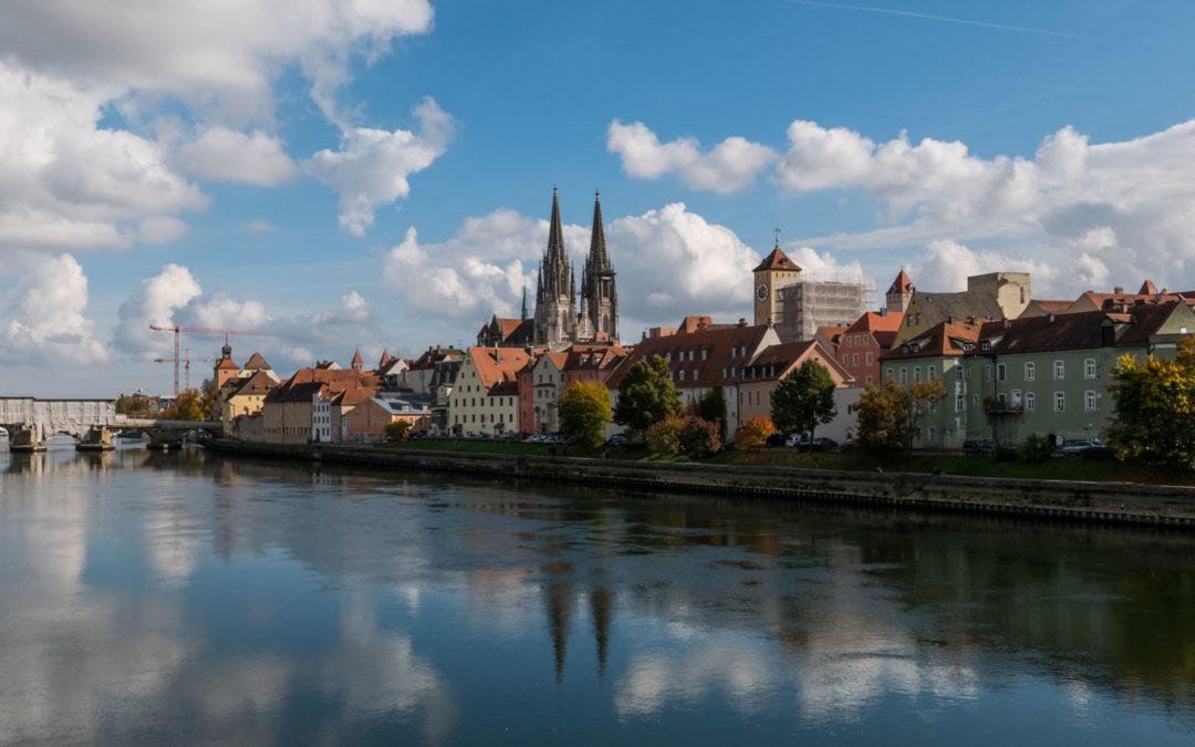 Regensburg, En av Tysklands eldste byer