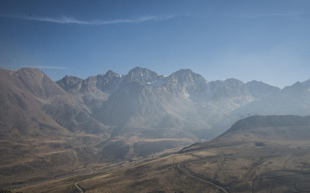 Andorra – det lille fjellandet.