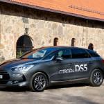 Citroen DS5 - Prøvekjørt for Agenda