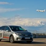 Avensis - Prøvekjørt for Agenda