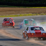 3 x Ford - Historisk Racing Rudskogen