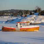 Vinterbåt