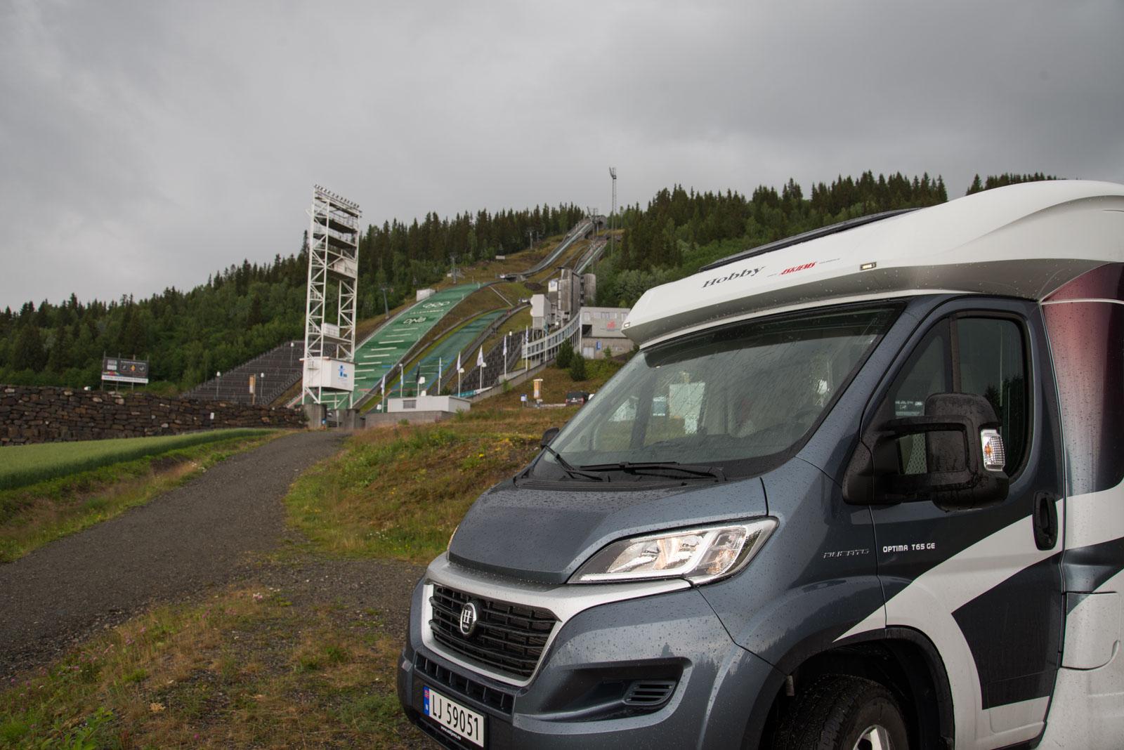 Lillehammer 14. Juli 2015