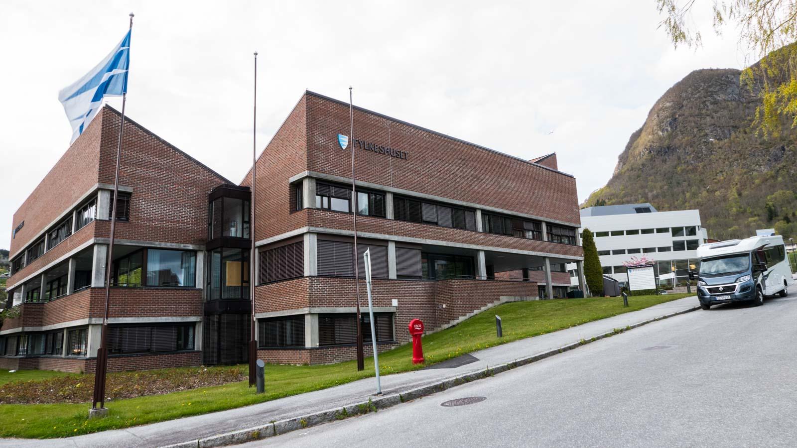 Fylkeshuset for Sogn og Fjordane - Leikanger