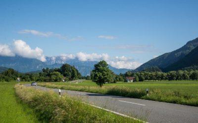 Deutsche Alpenstrasse – en vakker reiserute