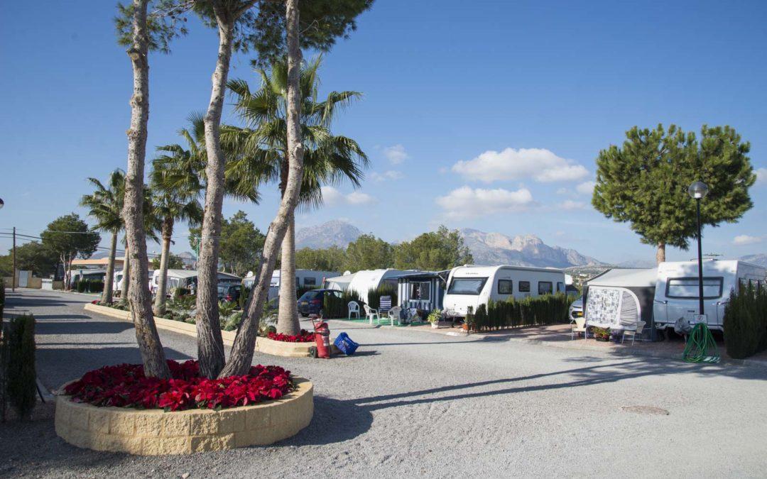 La Colina – Costa Blancas flotteste campingplass?