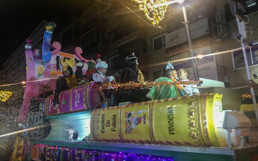 Fiesta i Benidorm