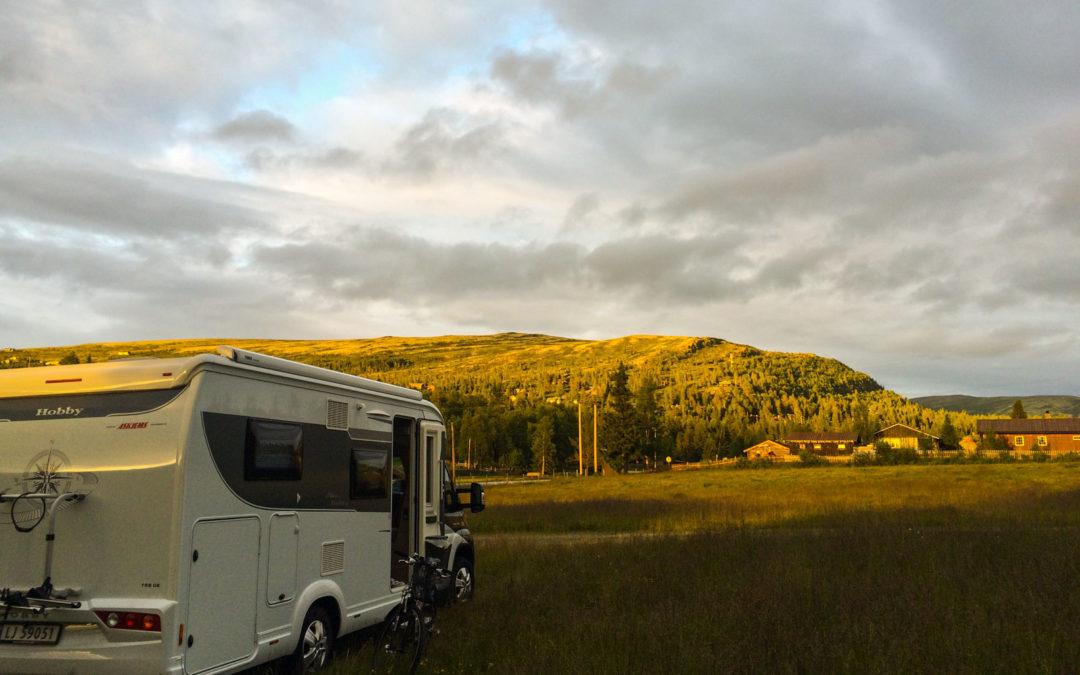 Fra Rondane til Møre